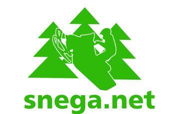 Разработка логотипа для сайта snega.net - дизайнер rivz