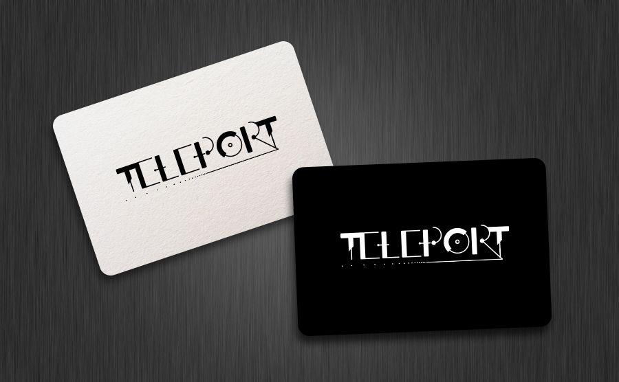 Логотип для Телепорт - дизайнер DarkHimera