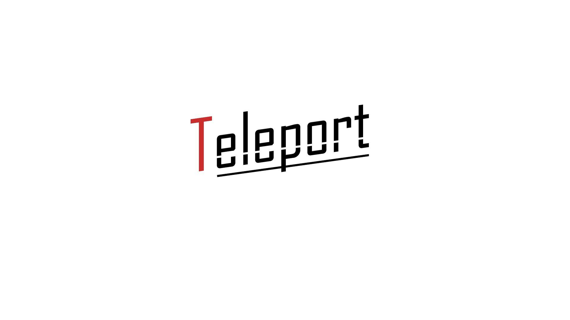 Логотип для Телепорт - дизайнер pashzilyov