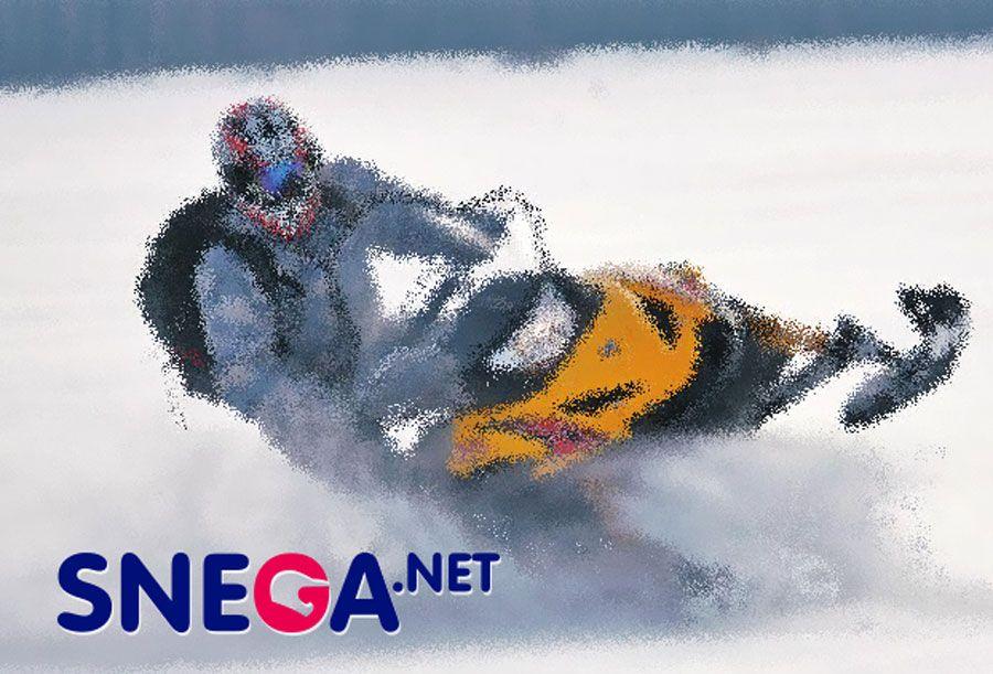 Разработка логотипа для сайта snega.net - дизайнер Alphir