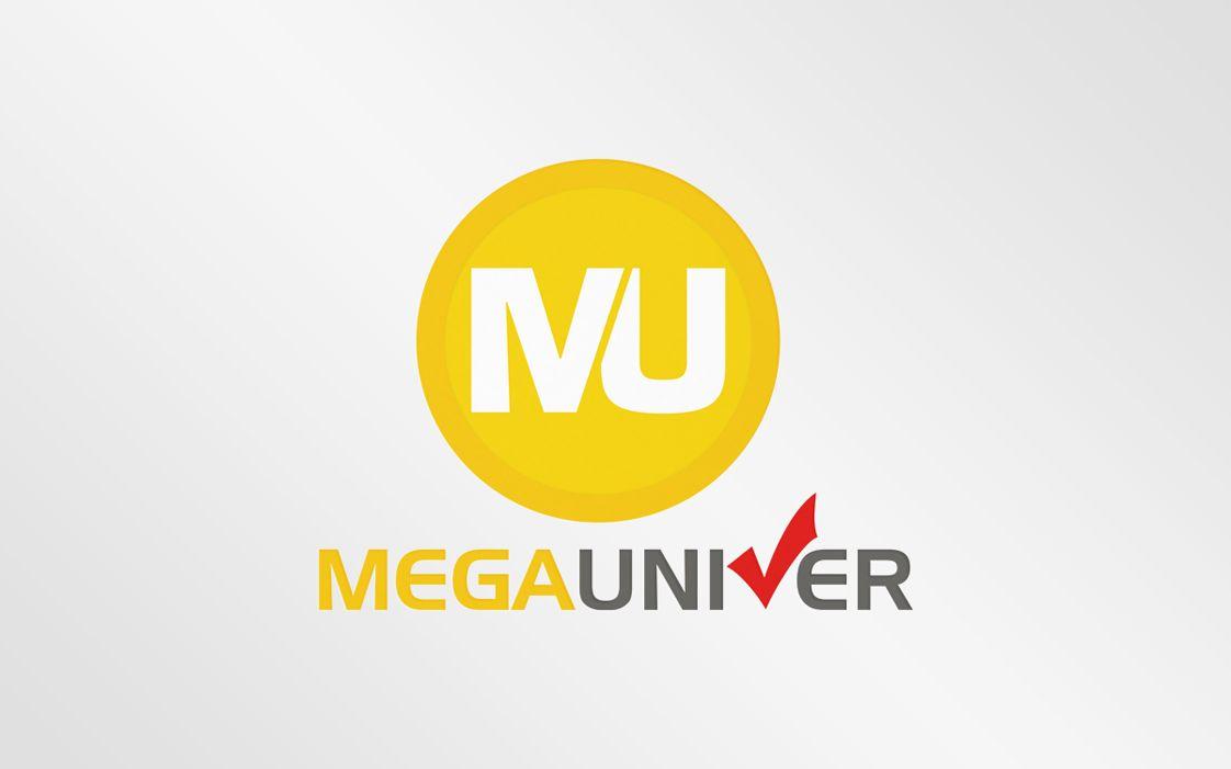 Разработка логотипа для сайта megauniver.ru - дизайнер ruslanolimp12