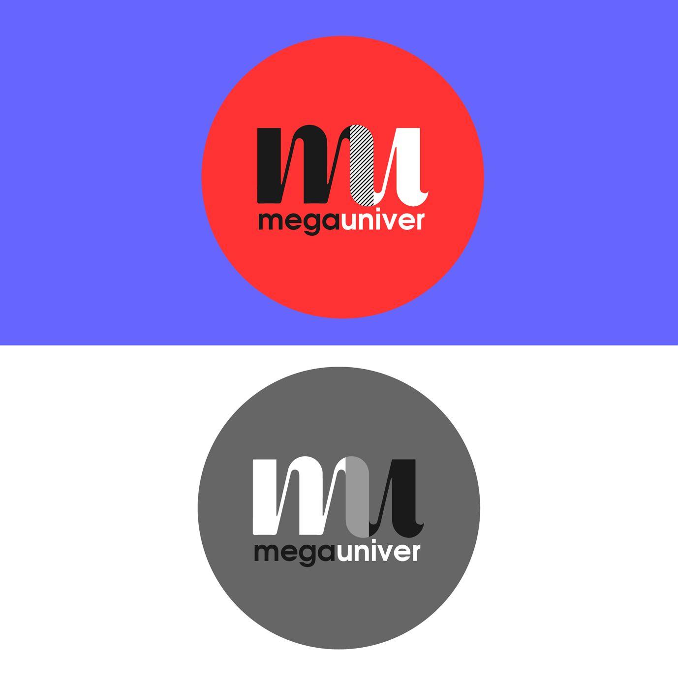 Разработка логотипа для сайта megauniver.ru - дизайнер deevvaa