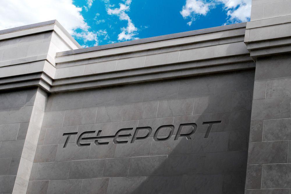 Логотип для Телепорт - дизайнер splinter7