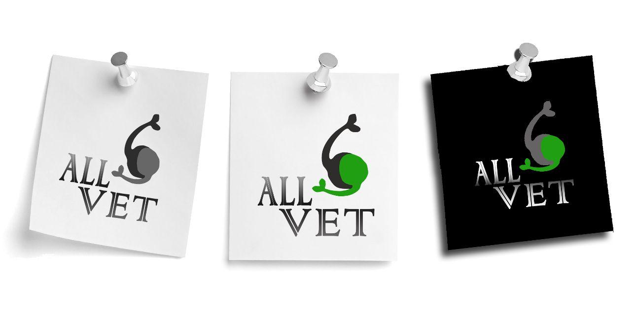 Создание логотипа и стиля ветеринарной компании - дизайнер Ginger-galka