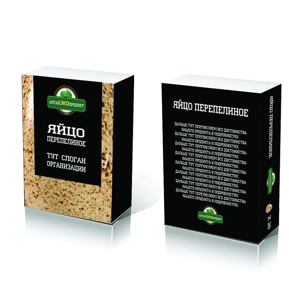 Лого и упаковка для Алтай Эко Продукт - дизайнер MILO_group