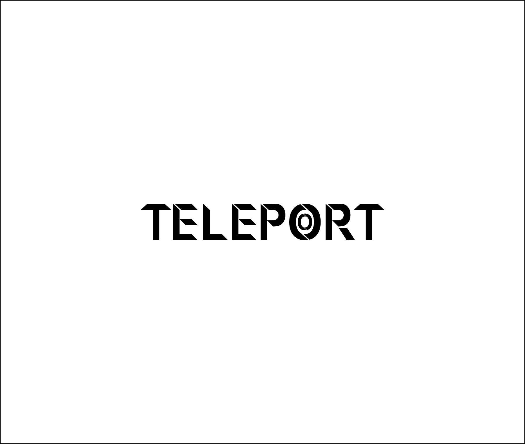 Логотип для Телепорт - дизайнер Maslof13