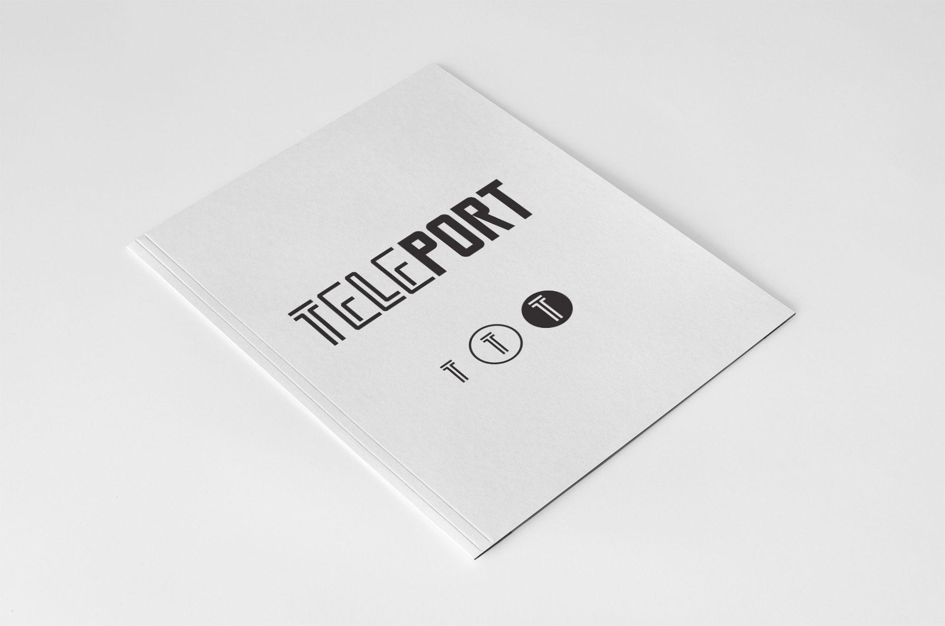 Логотип для Телепорт - дизайнер NickKit