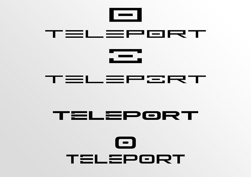 Логотип для Телепорт - дизайнер Psynovel