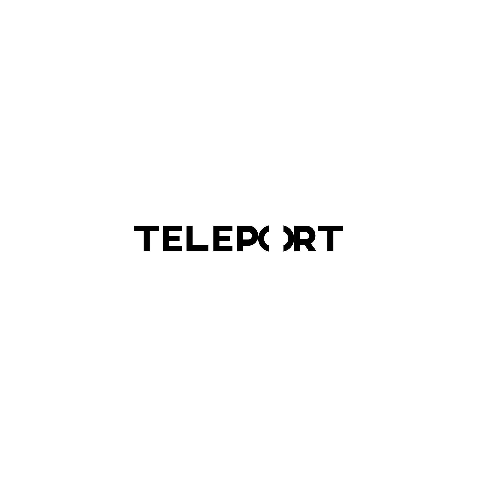 Логотип для Телепорт - дизайнер Gendarme