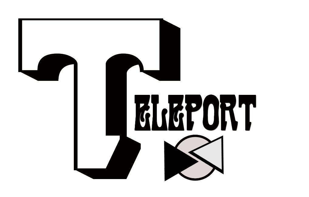 Логотип для Телепорт - дизайнер eldar