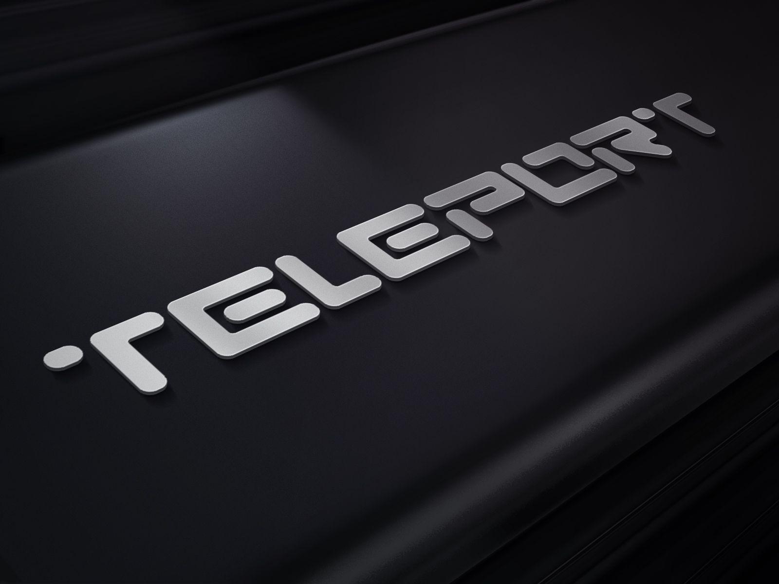 Логотип для Телепорт - дизайнер Aljna