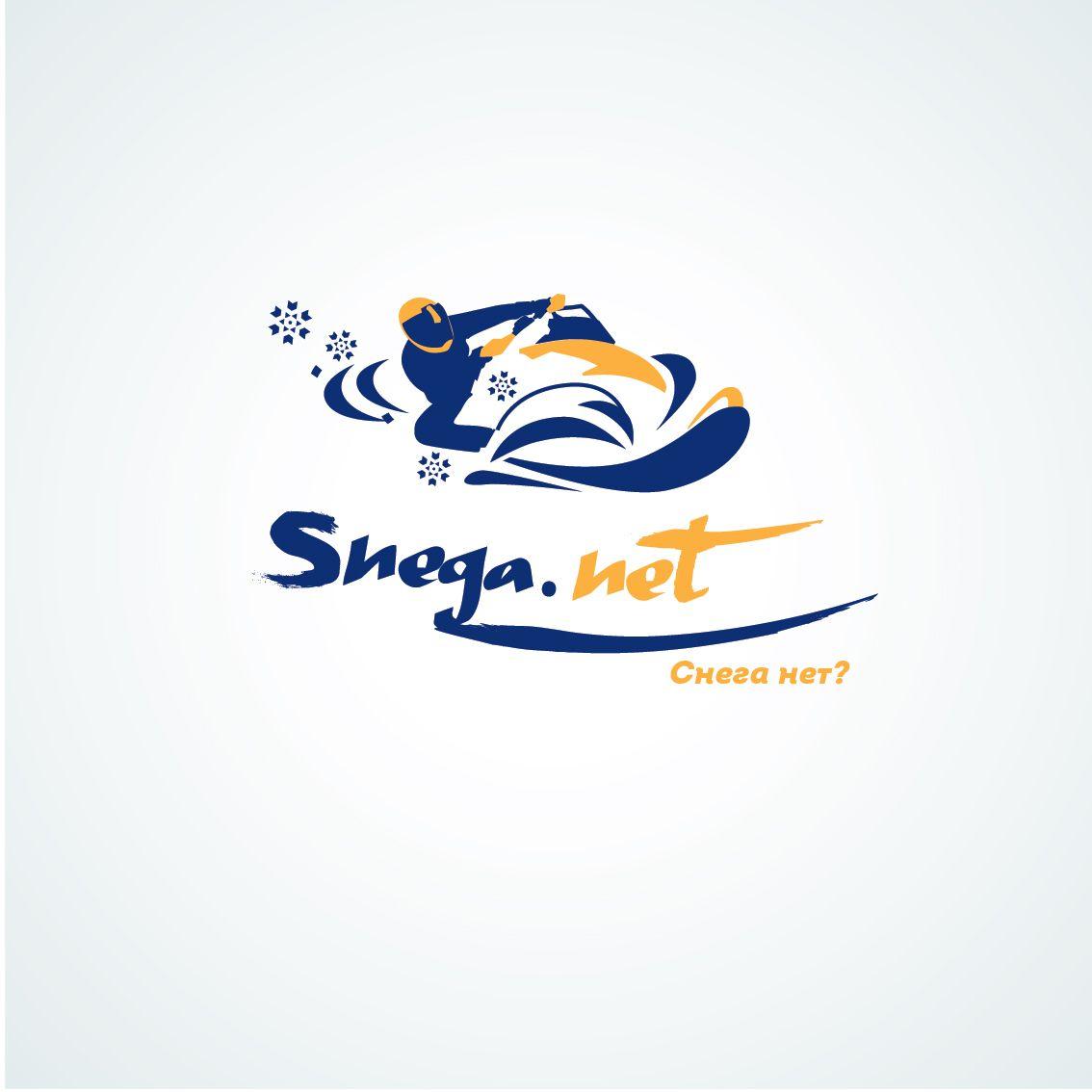 Разработка логотипа для сайта snega.net - дизайнер li_monnka