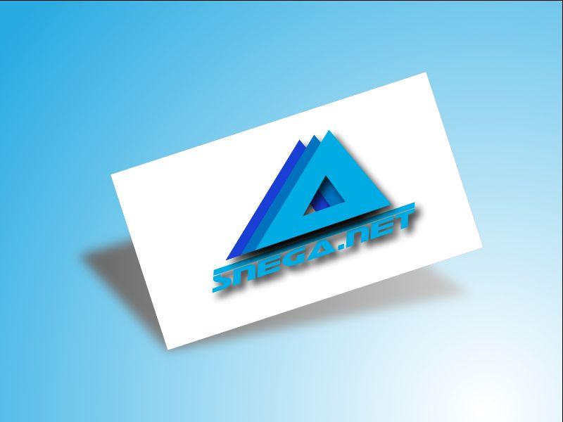 Разработка логотипа для сайта snega.net - дизайнер Ninpo