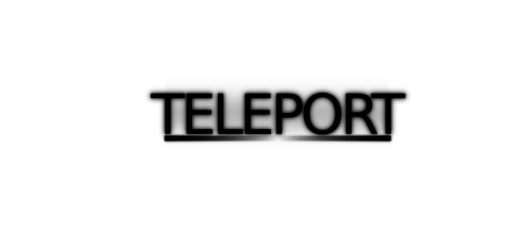 Логотип для Телепорт - дизайнер roman_yahell
