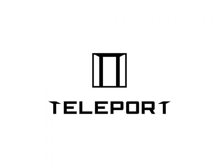 Логотип для Телепорт - дизайнер parabellulum