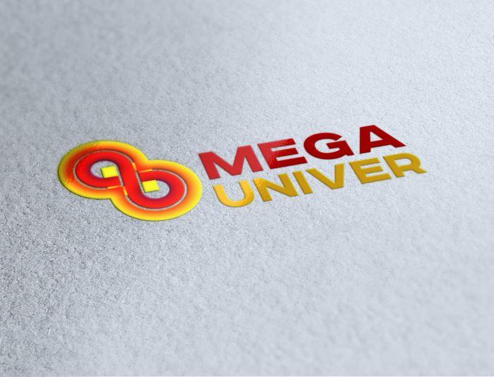 Разработка логотипа для сайта megauniver.ru - дизайнер Advokat72