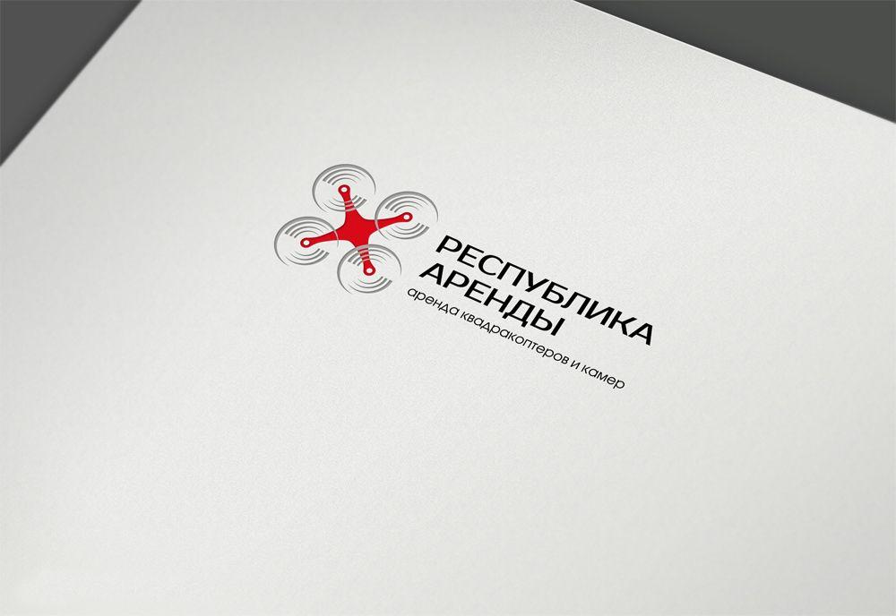 Логотип для компании по аренде квадракоптеров - дизайнер mz777