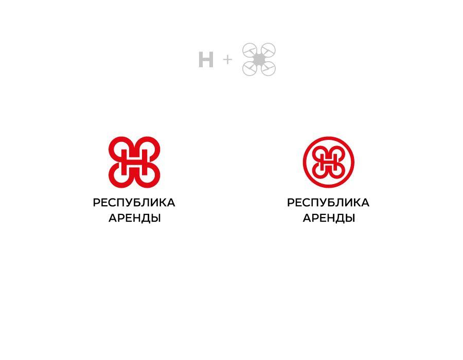Логотип для компании по аренде квадракоптеров - дизайнер stulgin