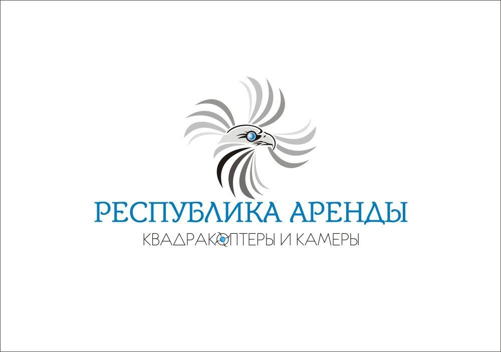 Логотип для компании по аренде квадракоптеров - дизайнер Nik_Vadim