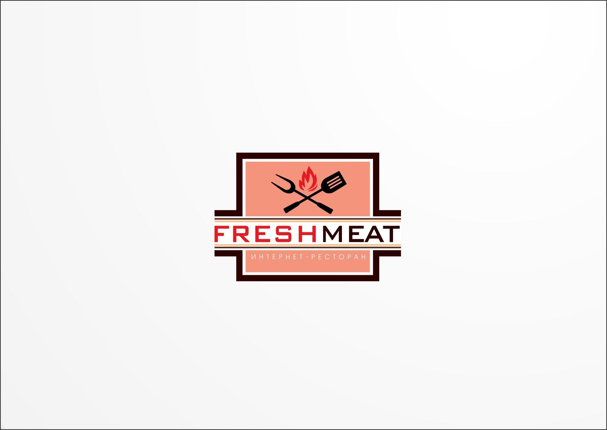 Разработка логотипа и ФС для интернет-ресторана - дизайнер ElenaCHEHOVA