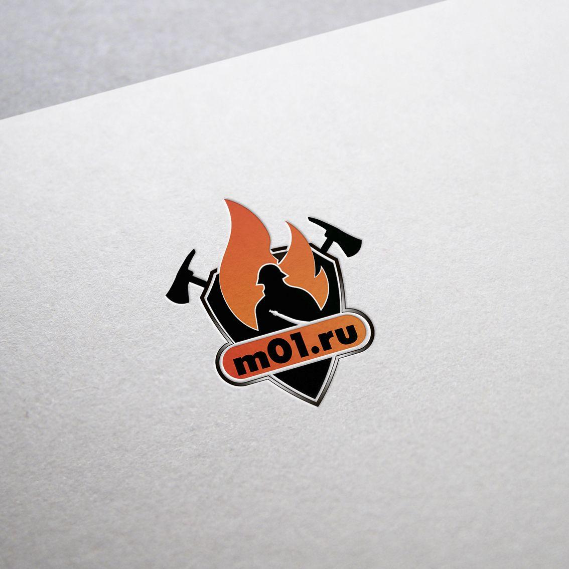 Логотип компании пожарного оборудования - дизайнер mkravchenko