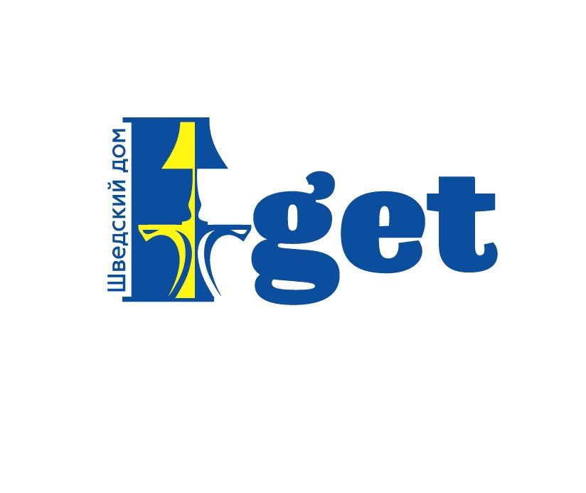 Логотип и фирменный стиль для Iget Шведский дом - дизайнер Archer