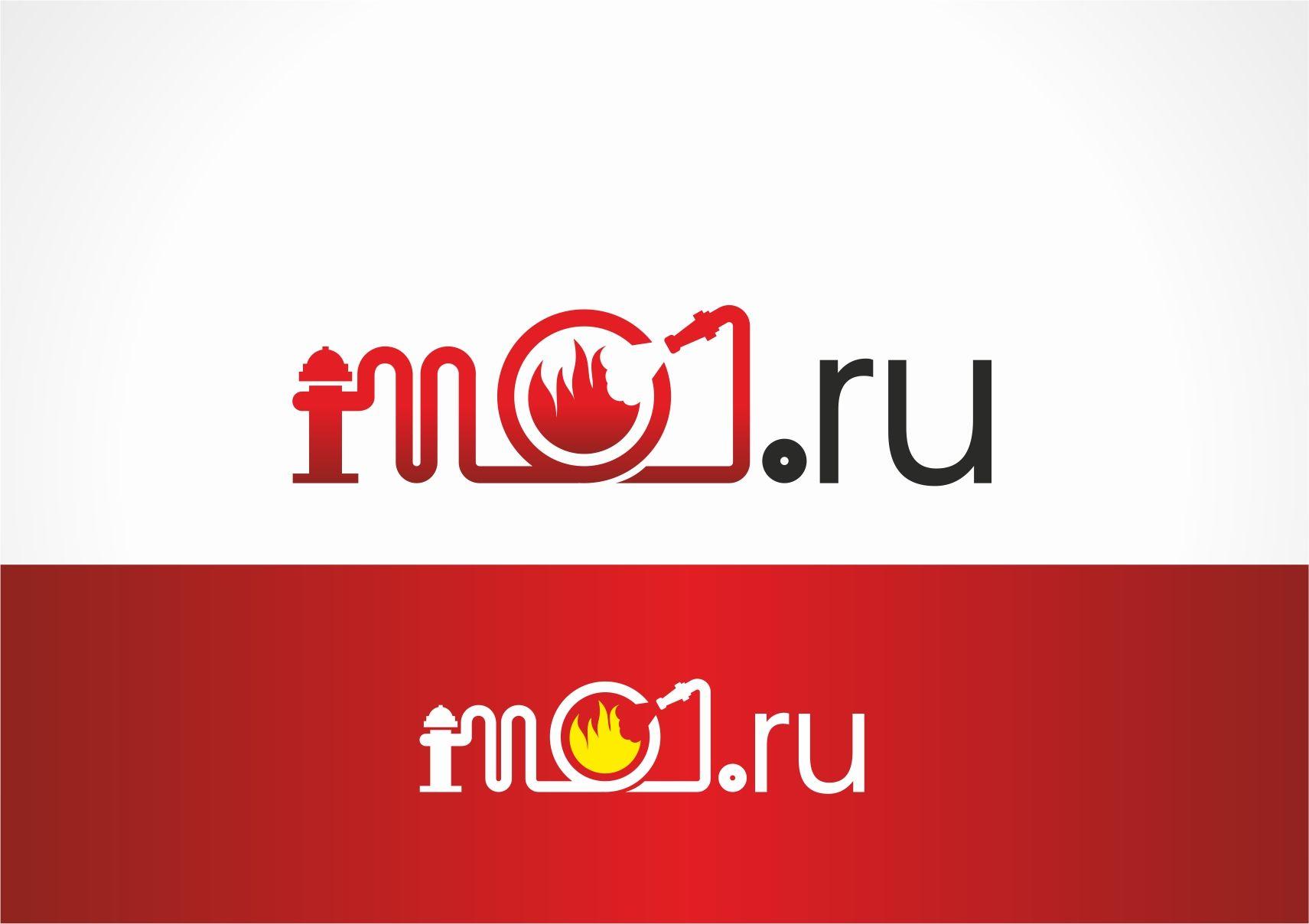 Логотип компании пожарного оборудования - дизайнер designer79