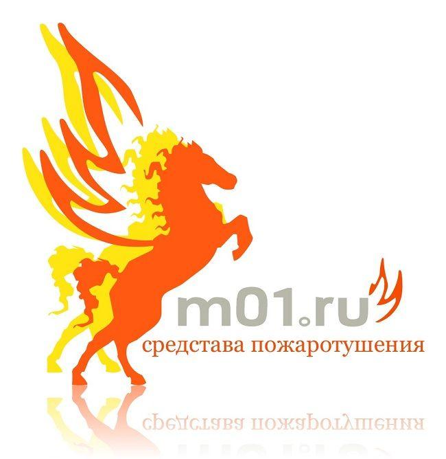 Логотип компании пожарного оборудования - дизайнер kirrav