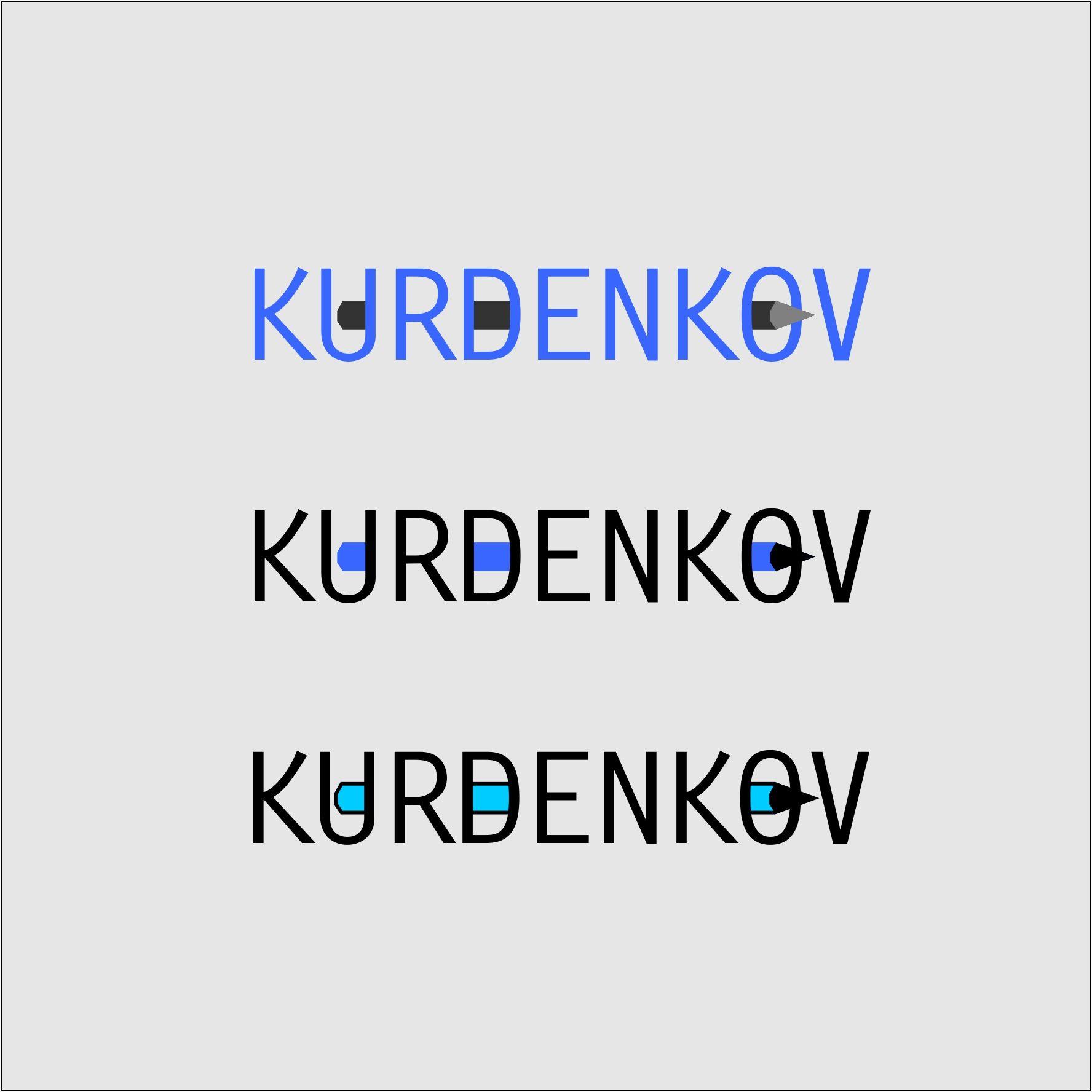 Разработка логотипа для личного брендинга - дизайнер AlexZab