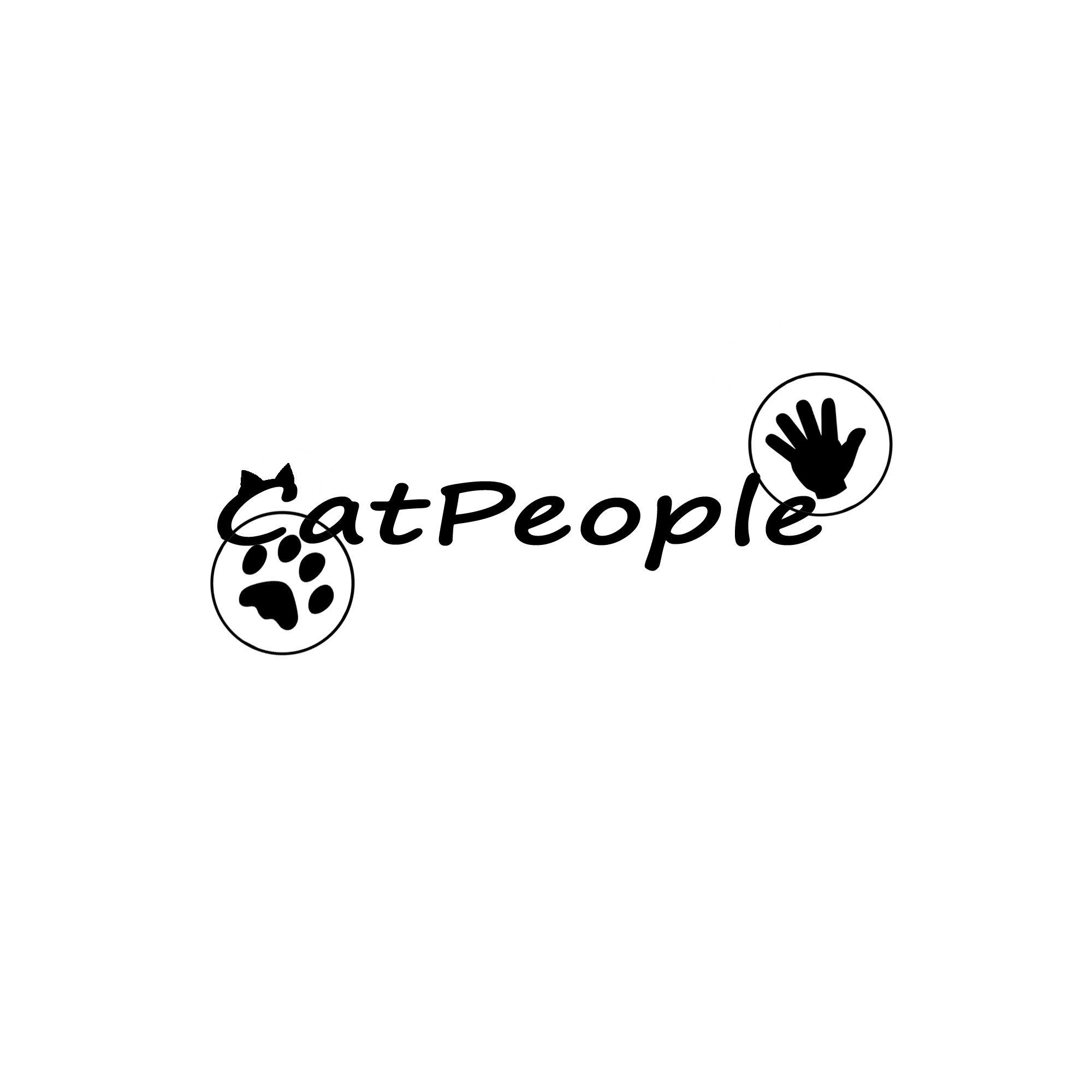 Логотип для информационного ресурса CatPeople - дизайнер mudrec