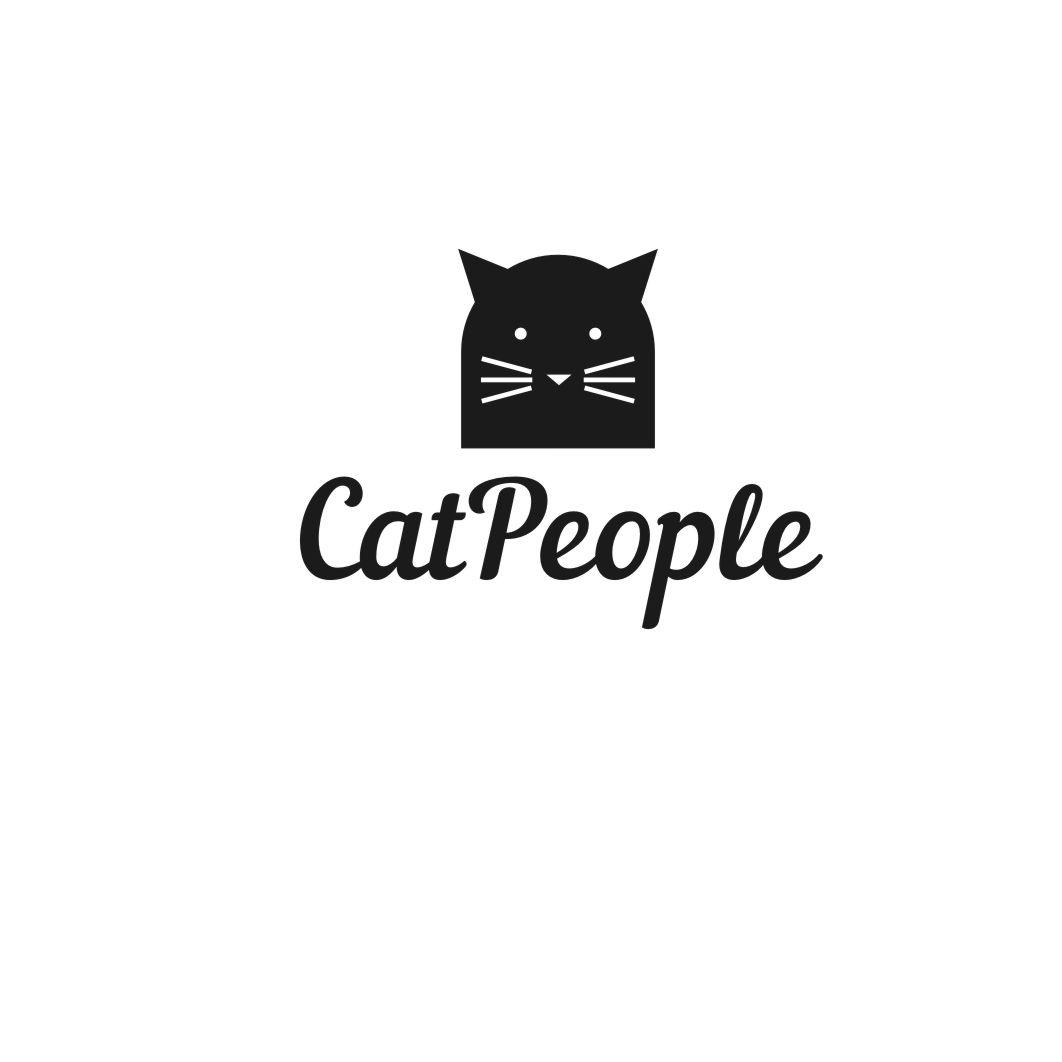 Логотип для информационного ресурса CatPeople - дизайнер DINA