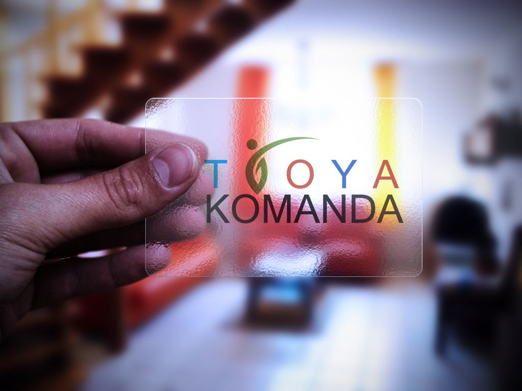 Логотип для event агентства ТВОЯ КОМАНДА - дизайнер comicdm