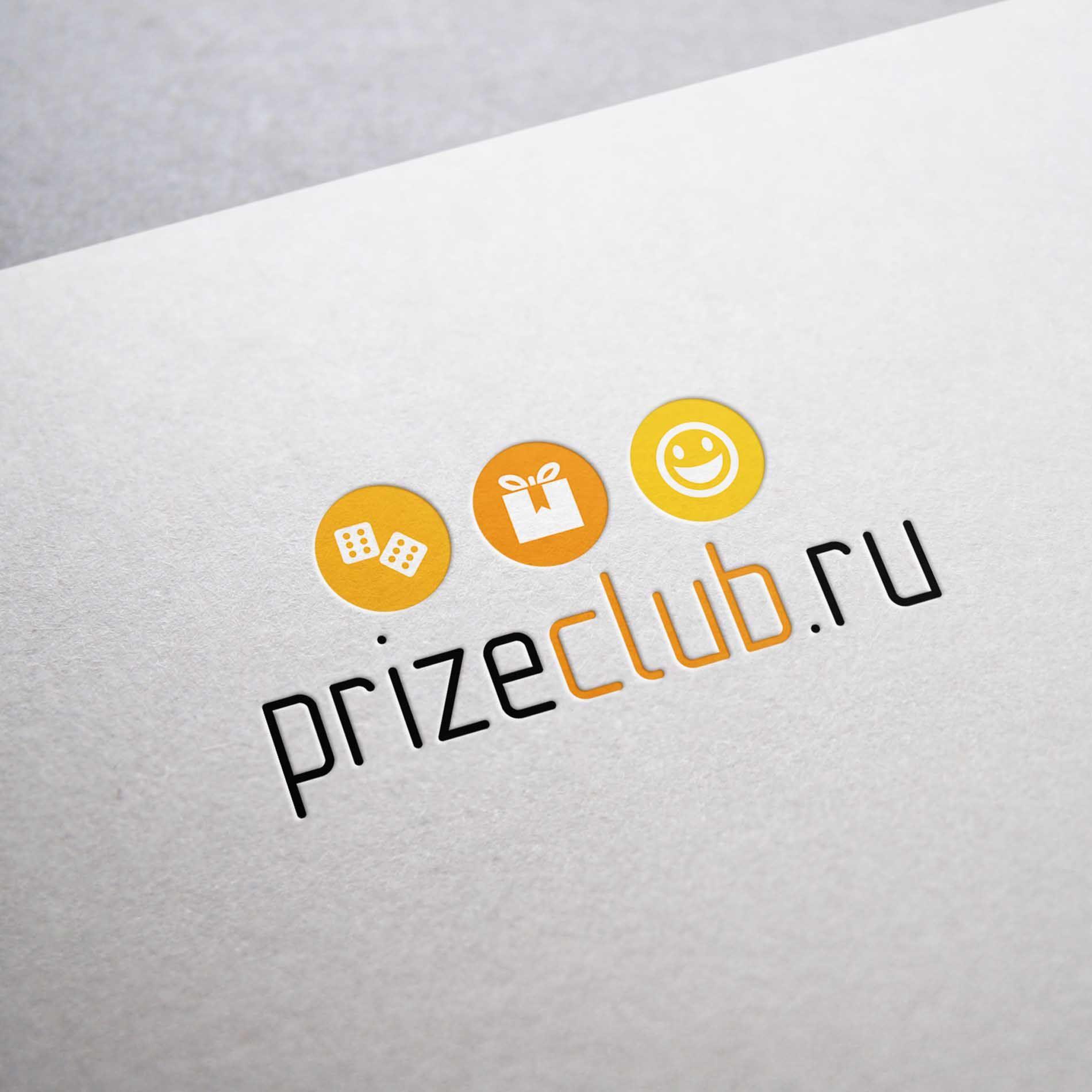 Логотип PrizeClub - дизайнер pololo