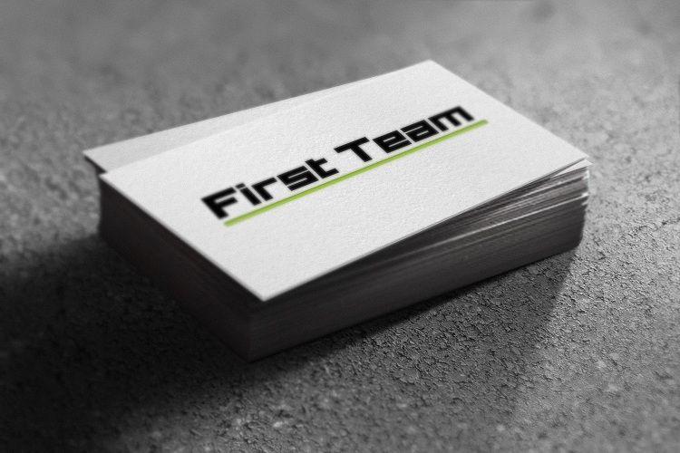 Логотип для продавца яхт - компании First Team - дизайнер REN_REC