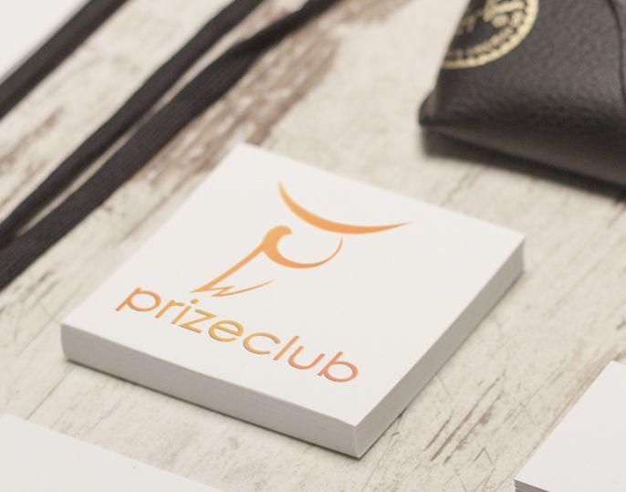 Логотип PrizeClub - дизайнер _NuGreen_