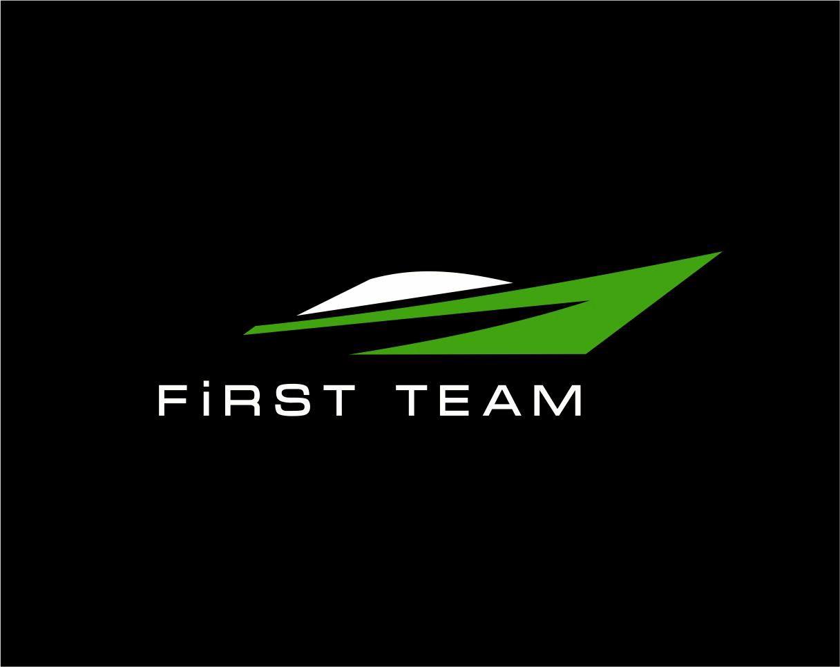 Логотип для продавца яхт - компании First Team - дизайнер Iguana