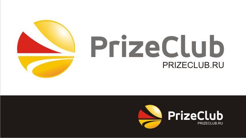Логотип PrizeClub - дизайнер Olegik882