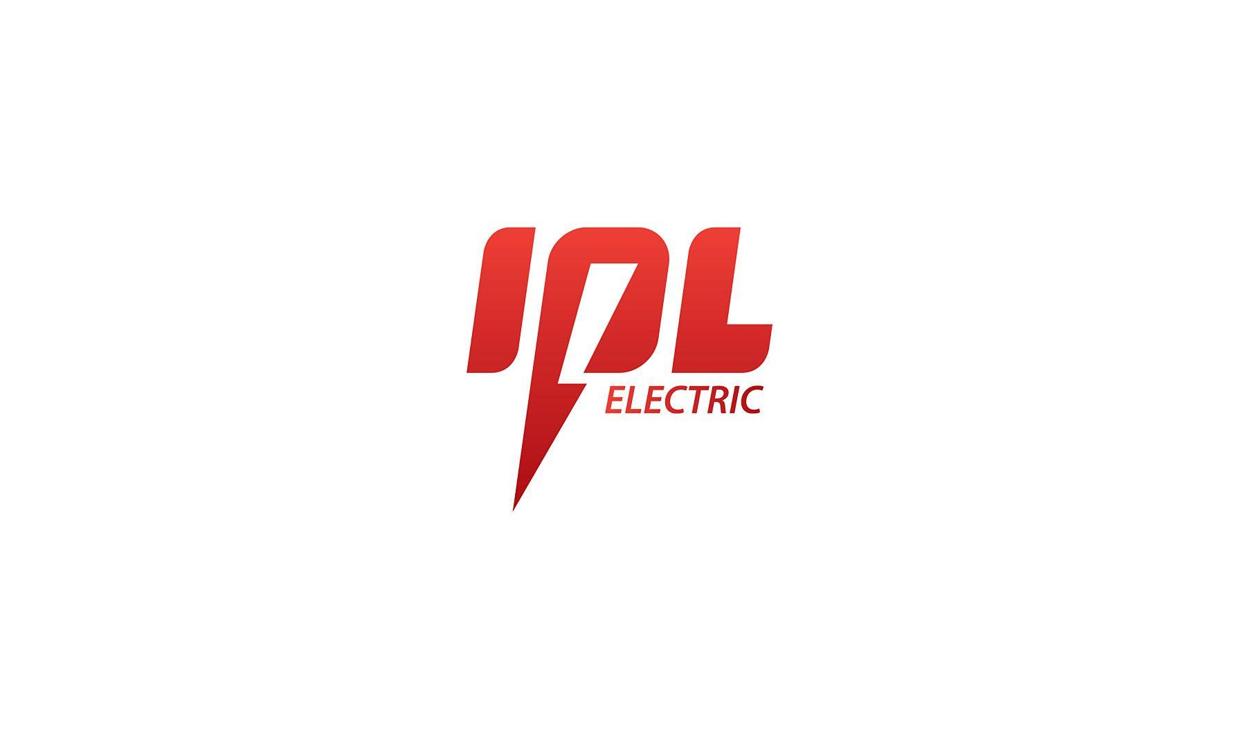 Логотип новой компаний IPL ELECTRIC  - дизайнер ChameleonStudio