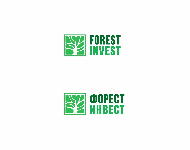 Лого 2 для лесоперерабатывающей компании - дизайнер GAMAIUN