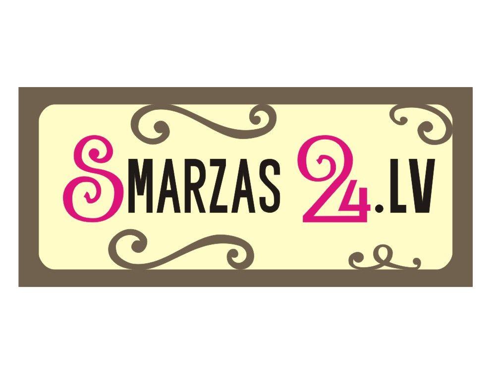 Логотип для smarzas24.lv - дизайнер prickoff