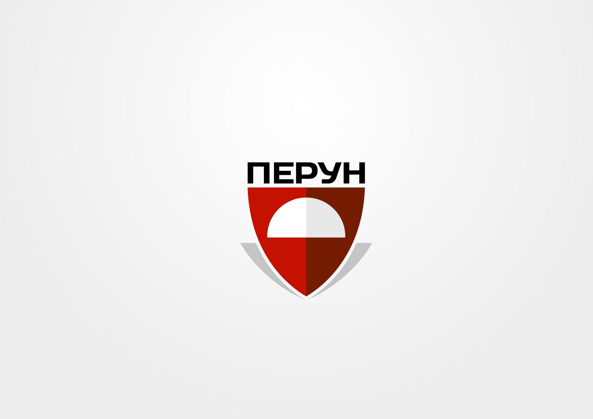 Логотип для компании пожарной безопасности Перун - дизайнер Alphir