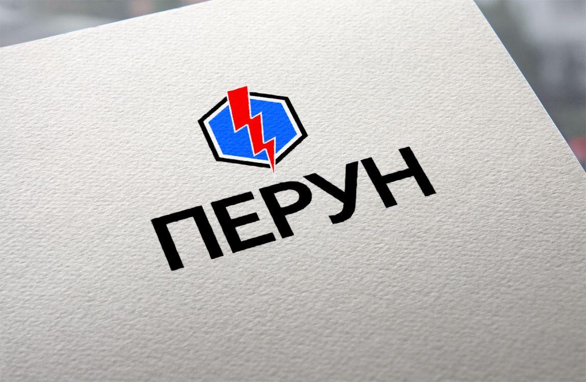 Логотип для компании пожарной безопасности Перун - дизайнер INCEPTION