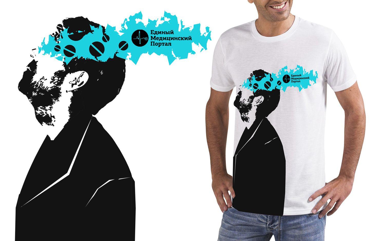 Разработка принтов для футболок - дизайнер Anustas