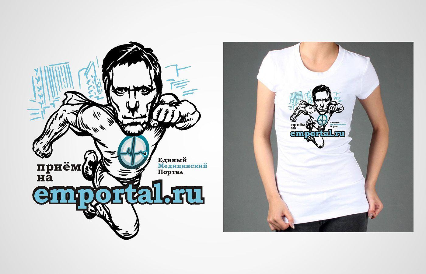 Разработка принтов для футболок - дизайнер Zheravin