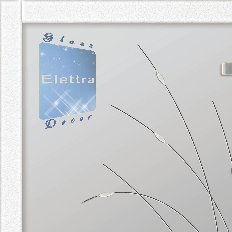 Логотип Elettra - стекольное производство - дизайнер mudrec