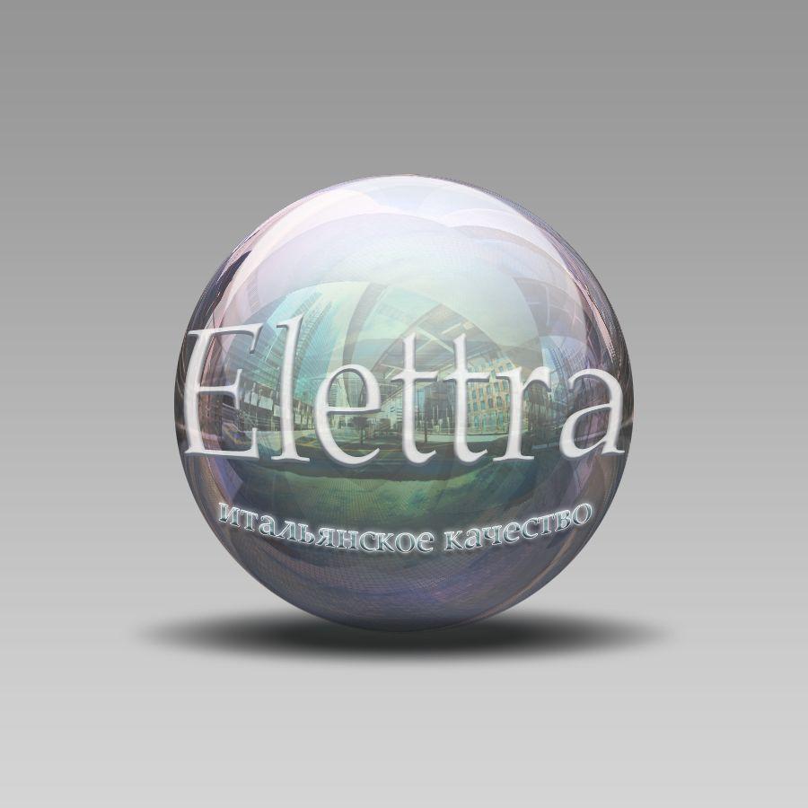 Логотип Elettra - стекольное производство - дизайнер EverLasT