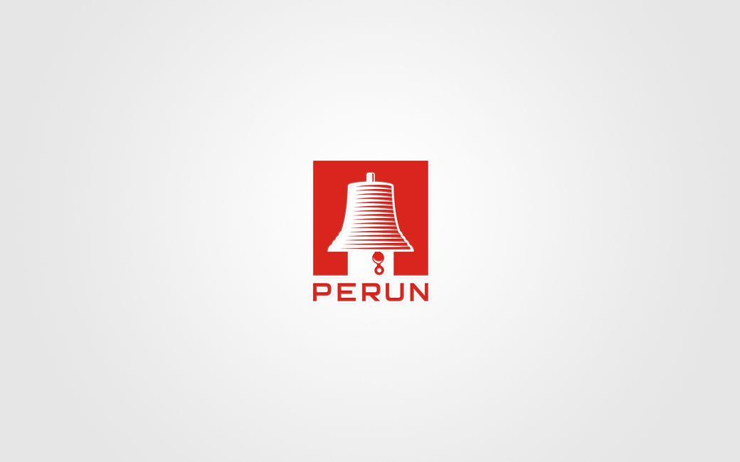 Логотип для компании пожарной безопасности Перун - дизайнер schief