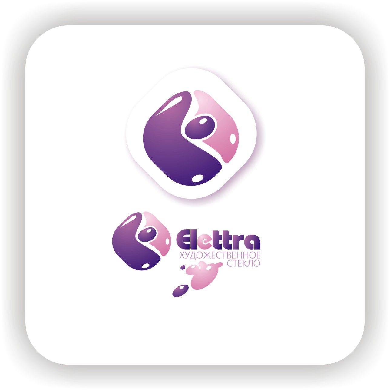 Логотип Elettra - стекольное производство - дизайнер Nikus