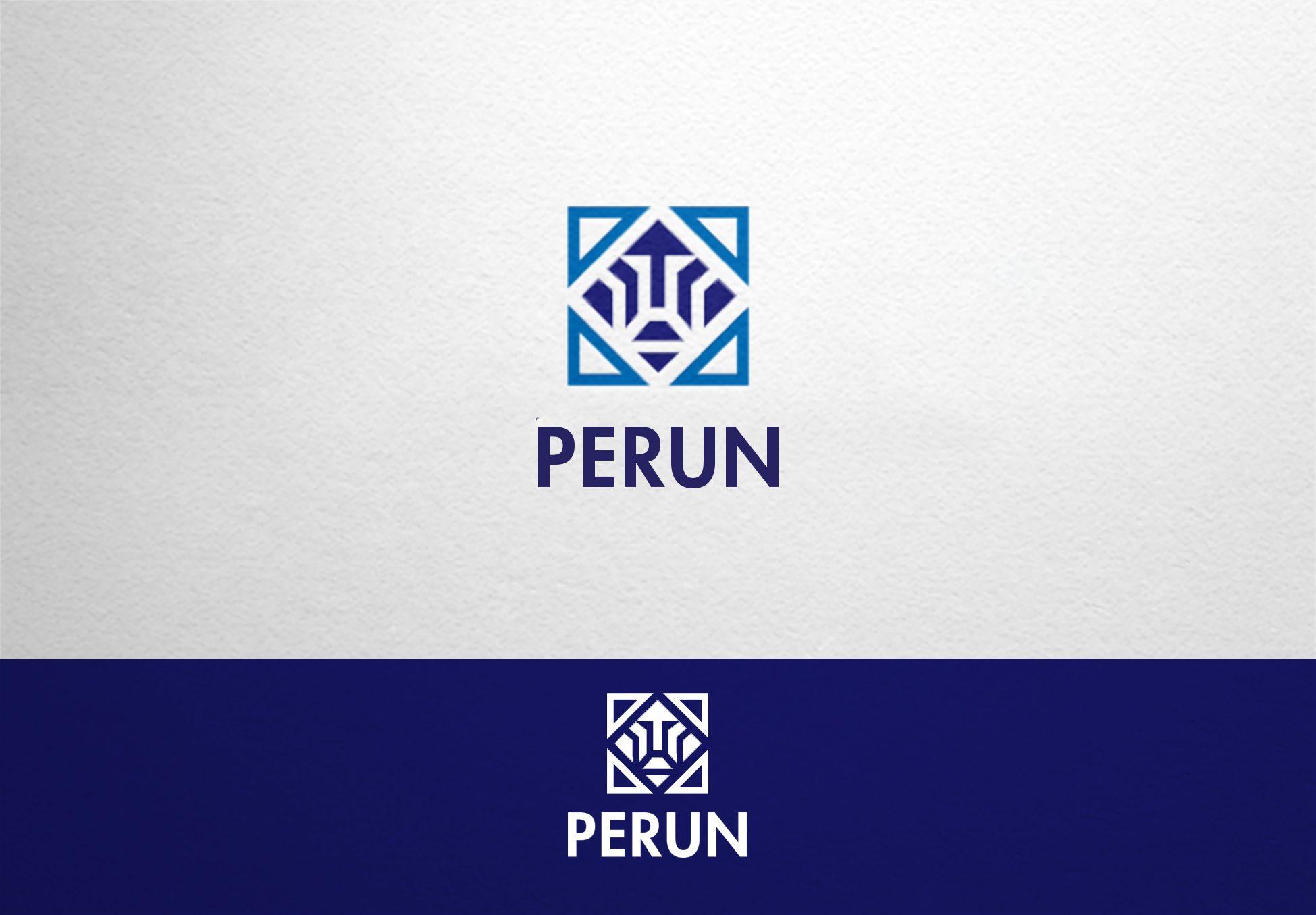 Логотип для компании пожарной безопасности Перун - дизайнер dron55