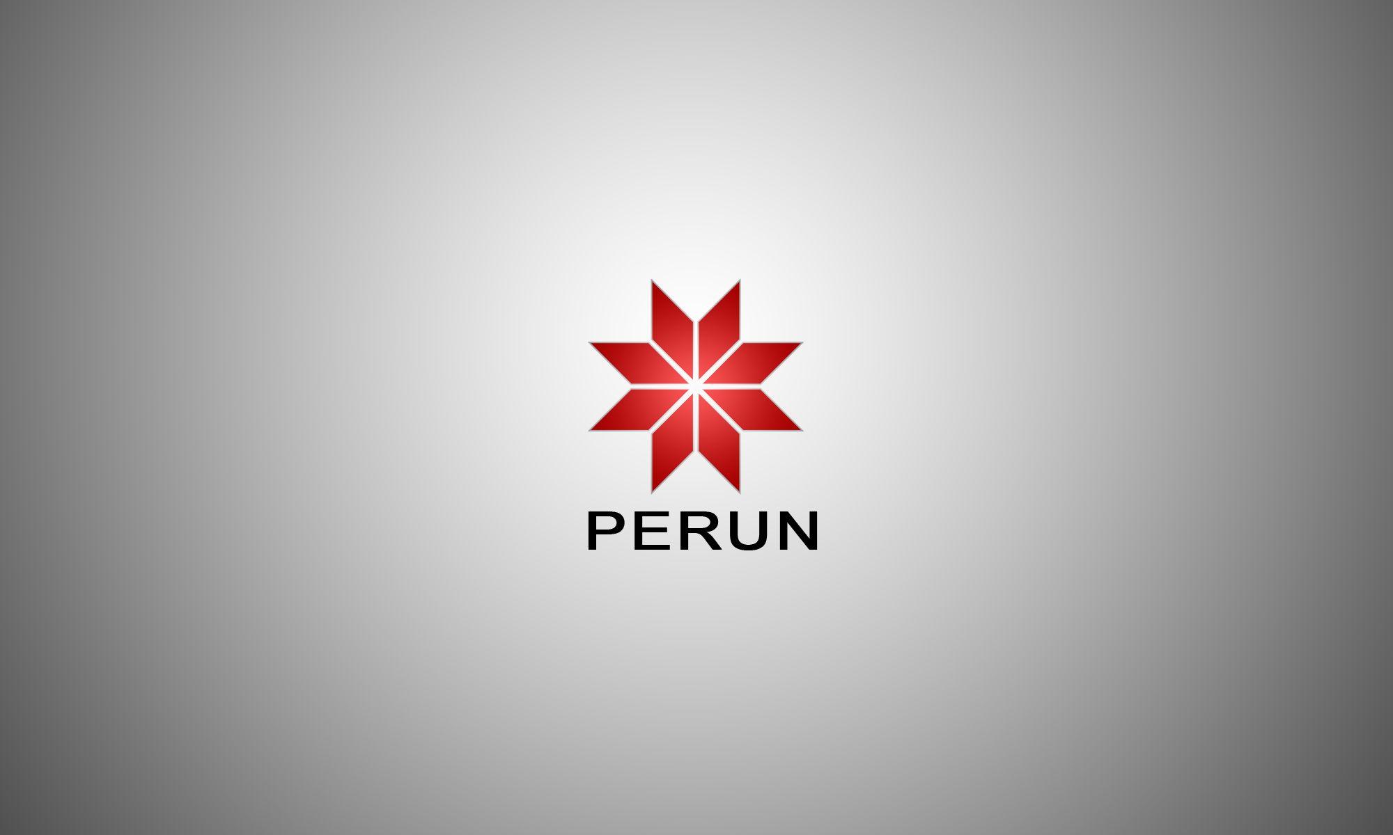 Логотип для компании пожарной безопасности Перун - дизайнер D_MarshaL